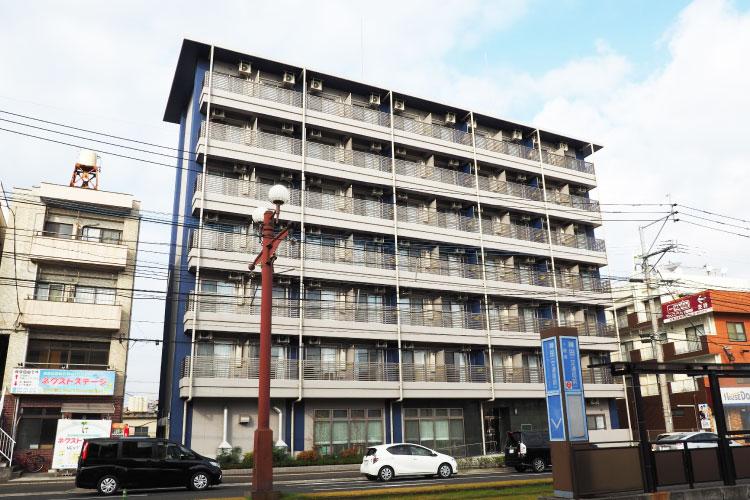 東英予備校では地方・離島からの学生向けに契約下宿・アパートがあります。