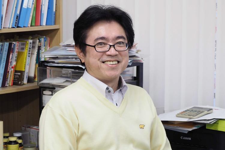 東英予備校 塾長 長谷場 聡