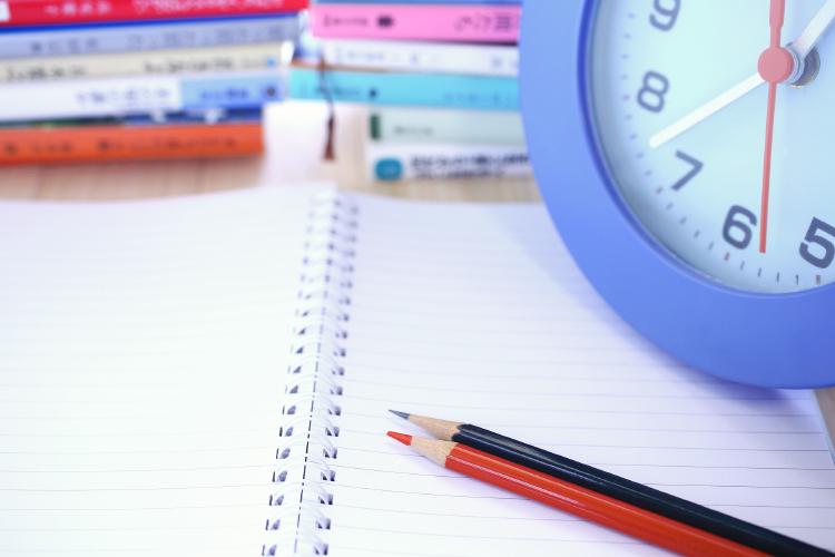 学校の勉強と両立できるカリキュラム